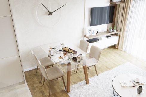 Апартаменты люкс в Бечичи (Будванская Ривьера)